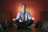 Yoga for work stress