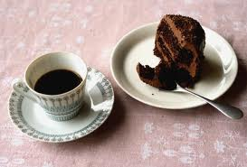 why stop caffeine and chocolate before a mammogram
