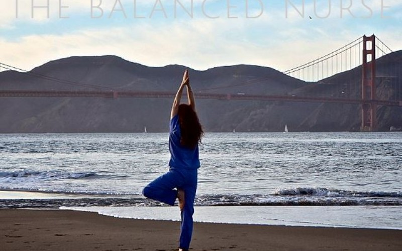 The Balanced Nurse – Who Wants To Be A Yoganurse?