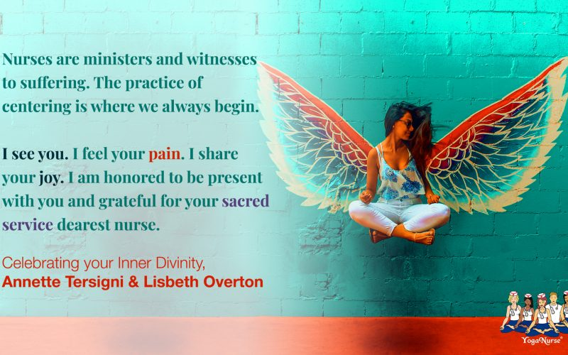 A podcast to inspire and set your heart chakra on fire. Finding your inner divinity with Lisbeth Overton, RN.