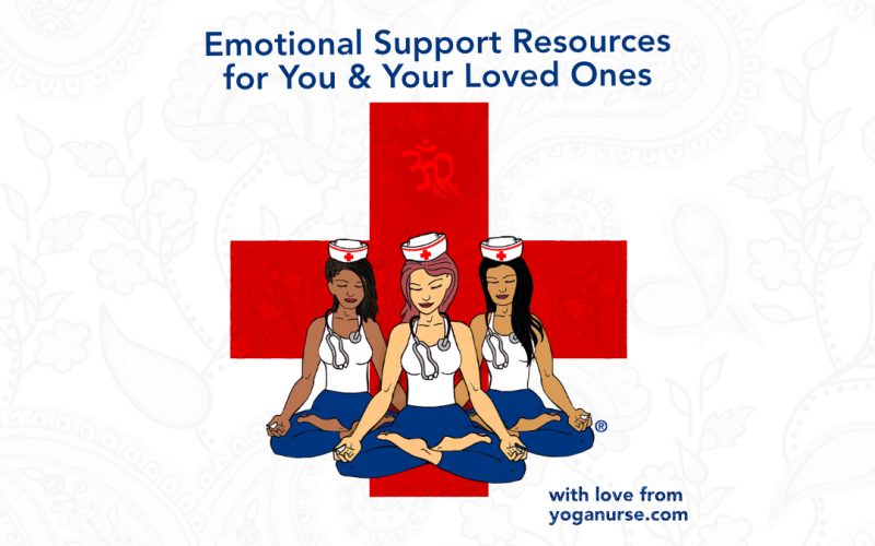 Emotional Support Resources for You & Your Loved Ones